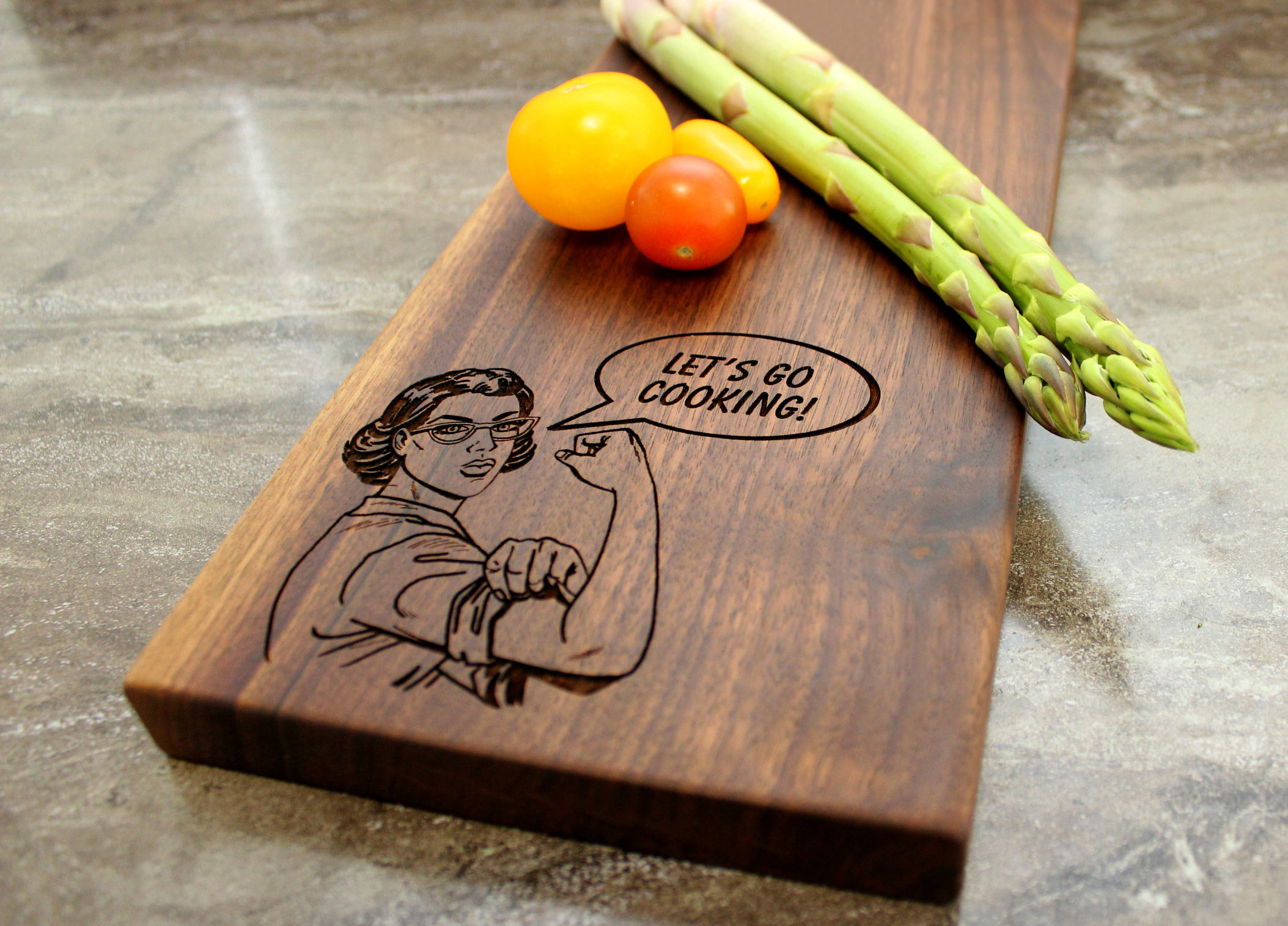 Personalized Cheese Board Serving Board Bread Board